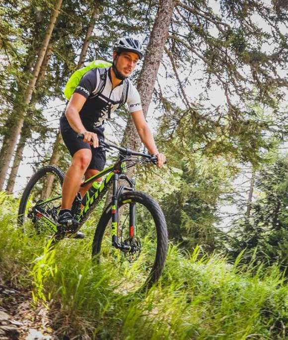 mountainbike and bicycle tours Katschberg